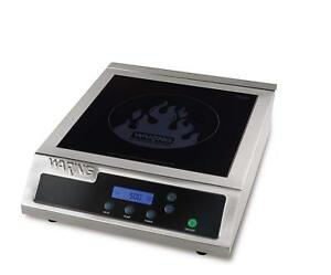 Waring Commercial Wih400 Hi power Induction Electric Countertop Range Burner