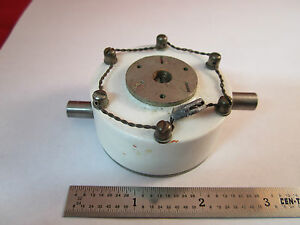 Vintage Quartz Crystal Bliley 1930 s Frequency Control Ham Radio Bin 5m