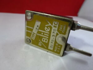 Bliley Electric Wurlitzer Vintage Quartz Crystal Frequency Radio 6v a 28
