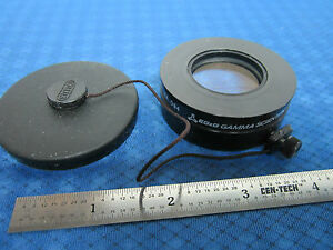 Eg g Gamma Scientific Optical Lens Optics Mil Spec 1x Na 01