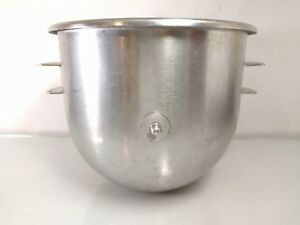 Stainless Steel 20qt Mixing Bowl For Univex Mixer Commercial