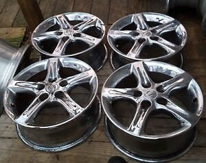 2003 2009 Nissan Altima Maxima 16 Inch Rims Set Of 4 Wheels Chrome