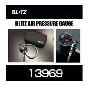 Blitz Air Pressure Gauge 13969 Tools For Tires And Wheels Air Gauge From Japan