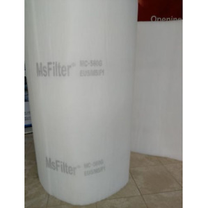 Msfilter Paint Spray Booth Ceiling downcraft Intake Filter 23 5 x 75 5 6 C s