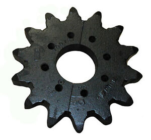 14 Tooth Split Sprocket 142044 Fits Ditch Witch Trencher H313 H314