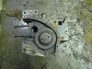 Massey Ferguson 35 Tractor Engine Block