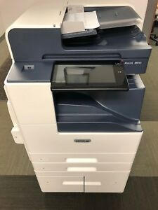Xerox Altalink B8045 Multi function B w With Total Of 9 Impressions Connectkey
