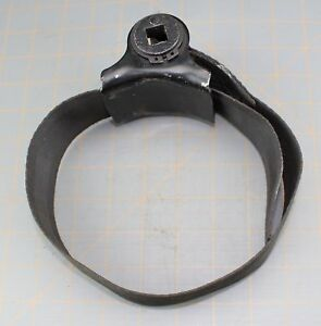 Caterpillar Oil Filter Strap Wrench 185 3630 Socket Ratchet Adapter