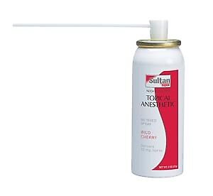 Sultan Topex Topical Anesthetics Metered Spray 2 Oz rx