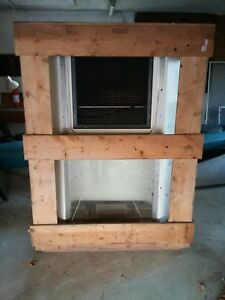 Labconco Large 44 x24 x60 Table Top Fume Hood With Blower Mod 66000