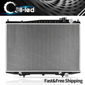 Radiator For 1998 2004 Nissan Frontier Xterra 2 4l 3 3l L4 4cyl V6 6cyl