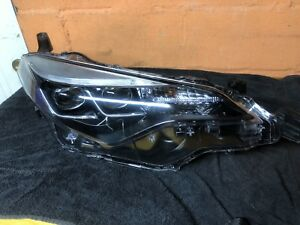 Oem Right Headlight 2017 18 Toyota Corolla Multi led Dual Projector 8111002m90