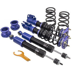 New Coilovers Kits For Ford Mustang 4th 94 04 Adjustable Height Shock Absorbers