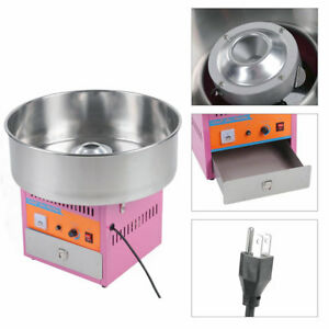20 Commercial Cotton Candy Machine Sugar Floss Maker Party Carnival Electric