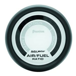 Auto Meter 5775 Phantom Digital Narrowband Air Fuel Ratio Gauge