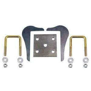 Transverse Rear Leaf Spring Perch Kit