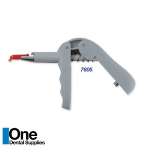 Dental Composite Syringe Gun With Tubes Plugs