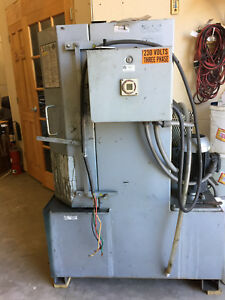 Safety kleen Fl 250 Industrial Rotary Parts Washer