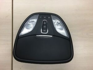 2013 2016 13 14 15 Dodge Dart Dome Overhead Console Black Homelink Sunroof Oem