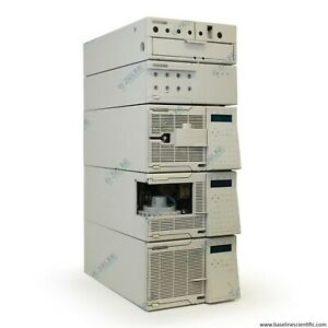 Refurbished Hp 1050 Mwd Hplc System With Control Software And One Year Warranty