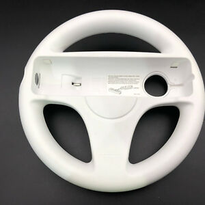 Official Nintendo Wii Steering Wheel Attachment RVL-024 *USED - SHIPS FAST*