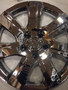 4 toyota Matrix 16 2003 2004 2005 2006 2007 08 Chrome Wheel Cover Hubcap