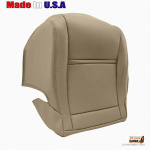 For 1990 1991 1992 1993 Toyota Land Cruiser Driver Bottom Leatherette Cover Tan