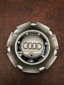 2007 Audi S8 Wheel Center Hub Cap Dust Cover 2 Oem