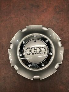 2007 Audi S8 Wheel Center Hub Cap Dust Cover 3 Oem
