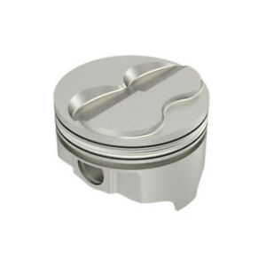 Icon Ic727 040 Chevy 350 Forged Pistons 163 Dome 5 7 Rod