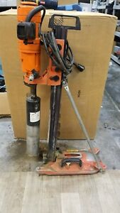 Weka Core Bore Diamond Products Dk 1203 3 Speed Core Drill Stand