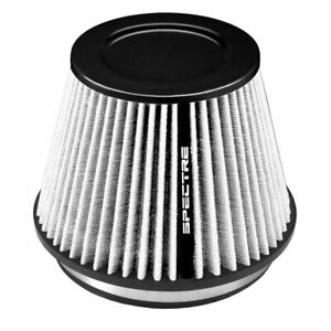 Spectre Hpr9886w Hpr Air Filter White 6 219in Tall Tapered Conical