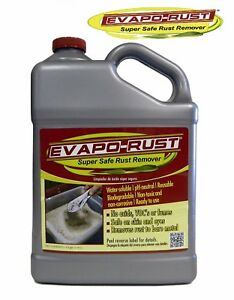 Metal Tool Liquid Rust Remover Cleaner Fluids Supplies Stain Oil Grease Cleaning
