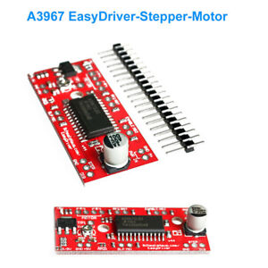 New A3967 Easydriver Shield Stepper Motor Driver V4 4 For Arduino 3d printer