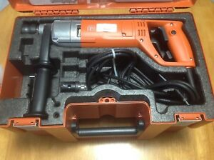 Fein Kbh 25 Hand Held Core Drill System Drill Up To 1 Holes In Metal 3 4 Thick