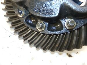 Oliver 770 Gas Tractor Differential