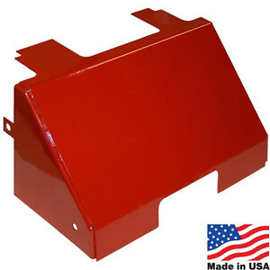 Ih Farmall 706 806 1206 Front Hyd Valve Front Cover 383334r11
