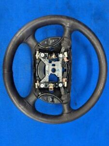 2003 2004 Ford Mustang Cobra Svt Double Wrapped Leather Steering Wheel