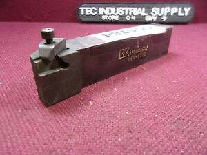 New Kennametal Nsr 853d 1 1 4 Indexable Lathe Tool Holder Loc6784