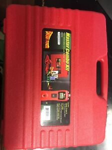 Power Probe Ppkit03 Circuit Tester Master Combo Kit In Red Case 120411 1 Nw