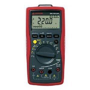 New Fluke Am 530 True rms Electrical Contractor Multimeter
