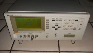 Hp 4284a 20 Hz 1 Mhz Precision Lcr Meter