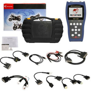 Mst500 Motorcycle Diagnostic Scanner Tool Code Reader For Yahama Honda Suzuki