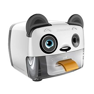 Electric Pencil Sharpener heavy Duty Helical Blade Sharpeners For Kids Artists