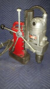 Milwaukee 4202 Electromagnetic Variable Speed Mag Drill Press 4262 1
