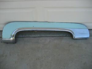 1954 1955 Cadillac Drivers Side Fender Skirt 4 door Sedan