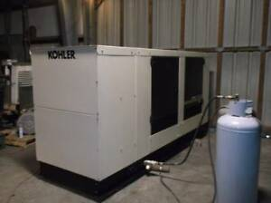 Kohler 100 Kw Natural Gas Lpg Generator Set W 290 Hours 2013