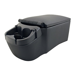 Bully 124809 Universal Truck Seat Center Console Organizer Charcoal