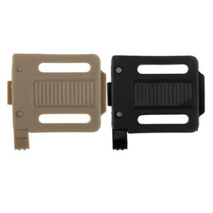 2pcs Fast Helmet Accessory NVG Mount Adapter for Fast Night Vision Frame