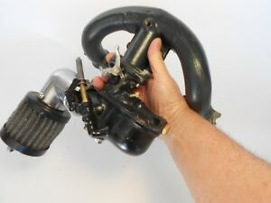 Ford Model A Intake Zenith Air Maze All Remanufactured